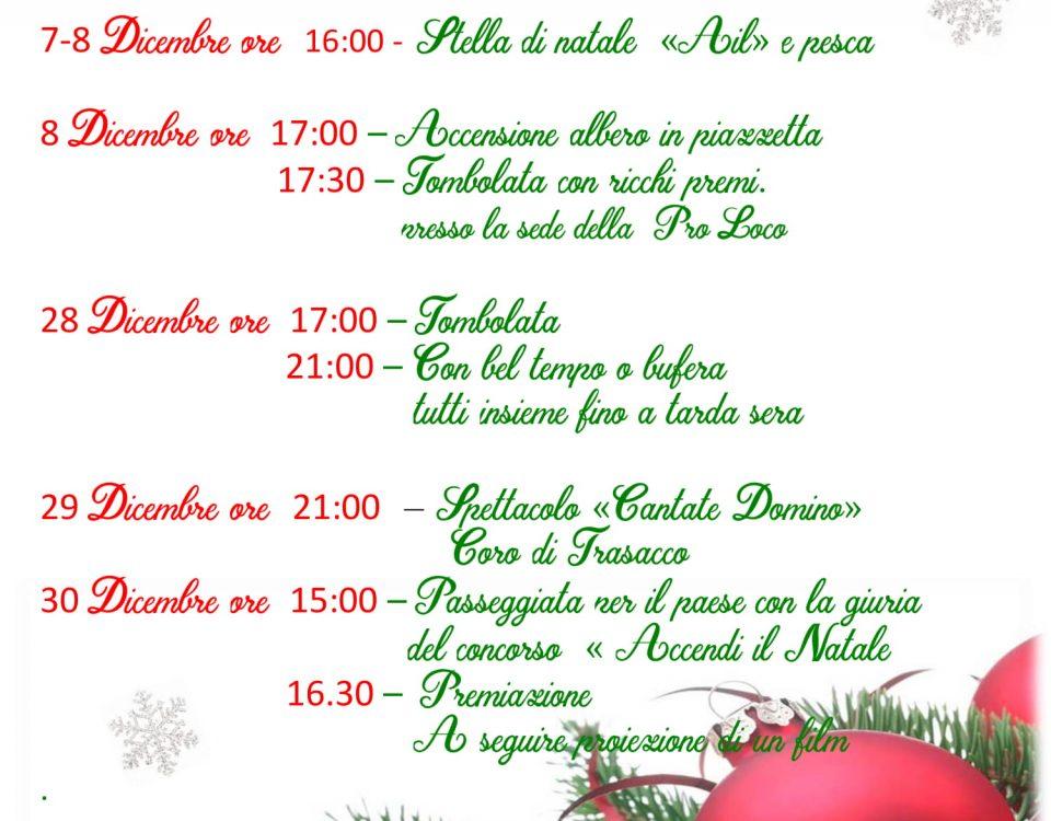 Programma Natale 2018-1